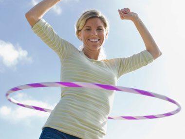 reverse diabetes, hula hoop
