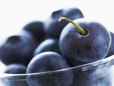 brain secrets, blueberries