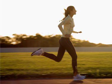 brain secrets, jogging