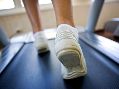 brain secrets, treadmill