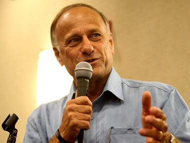 congressperson secrets, Steve King