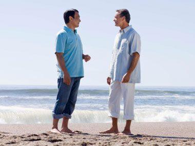 The Secrets of Male Friendships