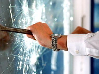 more burglar secrets, breaking window