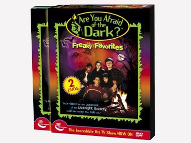 90s things we miss, Are You Afraid of the Dark?