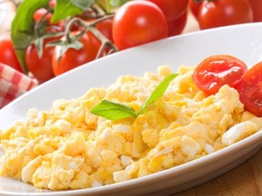 snack craving options, eggs