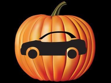pumpkin carving stencils, car