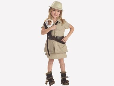 If your child wants to be a: Safari guide