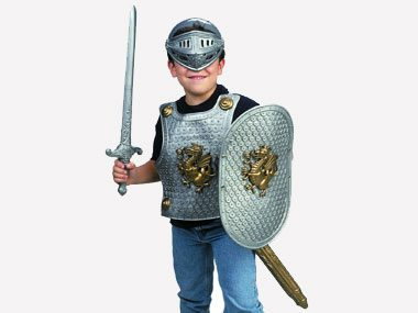 If your child wants to be a: Knight