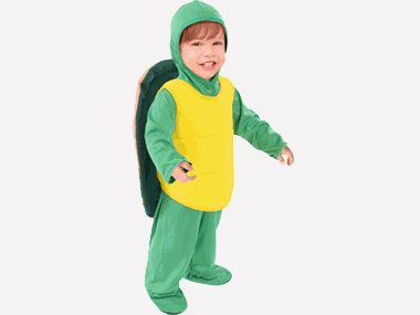 If your child wants to be a: Turtle