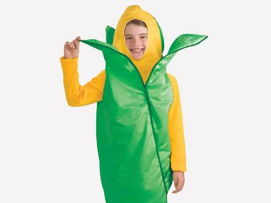 If your child wants to be: Corn on the cob