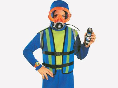 If your child wants to be a: Scuba diver