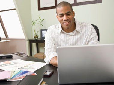 more financial advisor secrets, using computer
