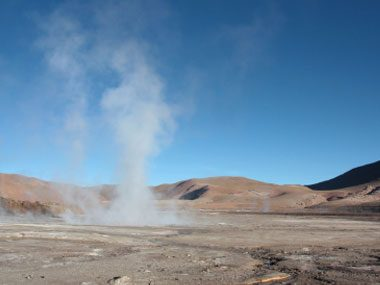 3. Driest place on Earth: Atacama Desert, Chile