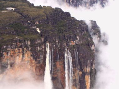 9. Tallest waterfall in the world: Angel Falls, Venezuela