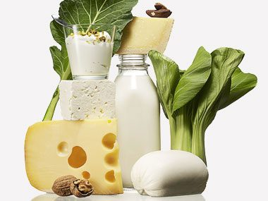 Research shows that people who don't eat enough calcium have a higher percentage of body fat.
