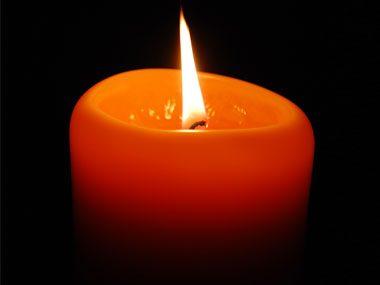 Make festive candleholders