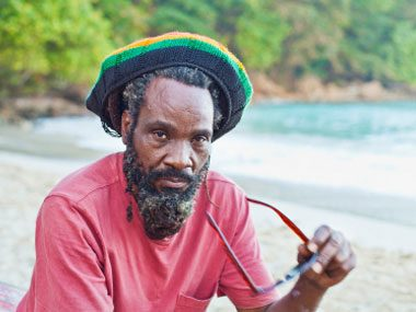 7. Don't smoke in Jamaica, mon