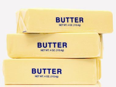 facebook dieting lessons, butter