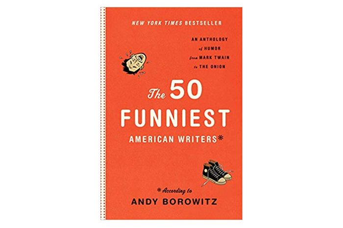 The 50 Funniest American Writers*: An Anthology of Humor from Mark Twain to The Onion Hardcover – October 13, 2011