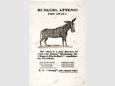 1856: Buchanan