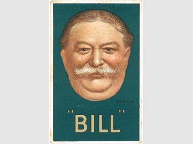 1908: Taft