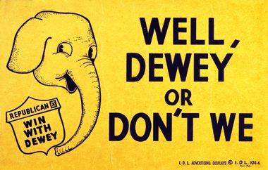 1944: Dewey