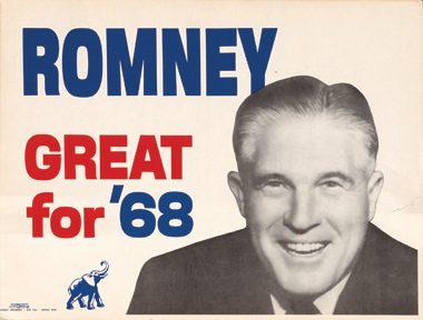1968: Romney