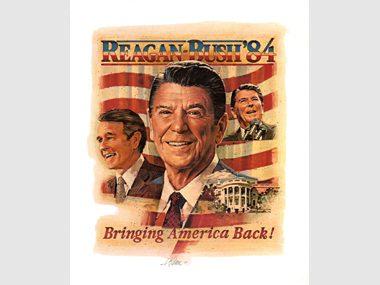 1984: Reagan