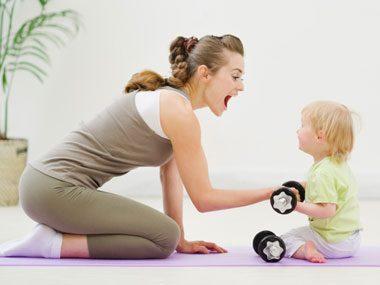 myths about ideal weight, baby weight