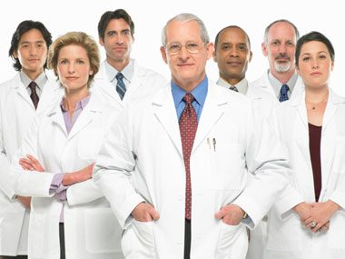 surgeon secrets, group of doctors