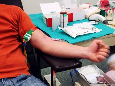 surgeon secrets, giving blood