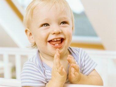 Babies appreciate proper punishment.
