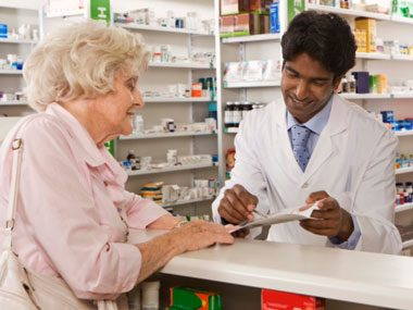Pharmacists are required by law in most states to counsel patients and answer their questions.