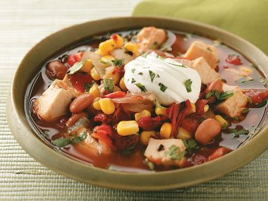 Hearty Chipotle Chicken Soup