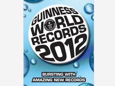 Guinness World Records™ 2012