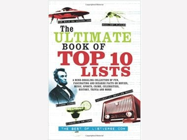 The Ultimate Book of Top 10 Lists