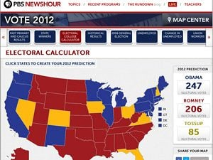 PBS Map Makes Electoral College Fun—Seriously. | Reader\'s Digest