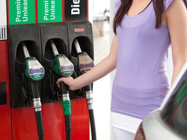 At the pump, avoid gas rated E15.