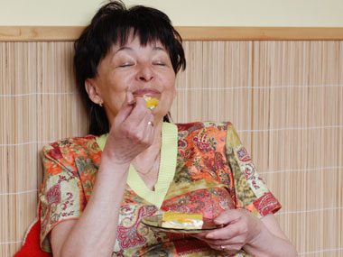 healthy habits weight control quiz, dessert