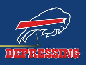 Buffalo Bills depressing