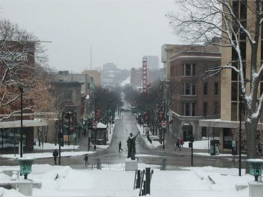 5. Madison, Wisconsin