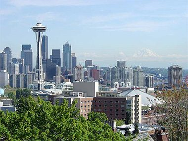 4. Seattle, Washington