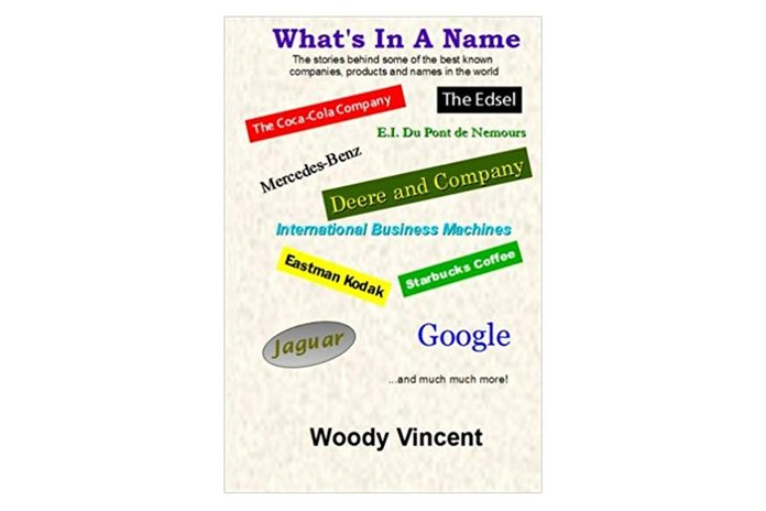What's In A Name: The stories behind some of the best known companies, products and names in the world Paperback – April 5, 2012