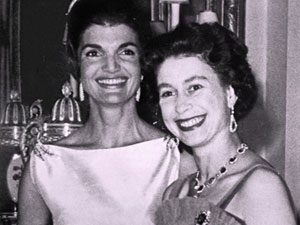 When Jackie Kennedy Met the Queen