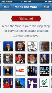 New App: Best Political Satire All In One Place