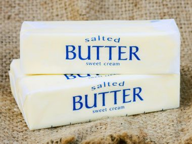 stock up this holiday season, butter