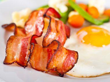 5. Bacon