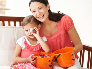 What's scarier: creepy costumes, or candy corn?