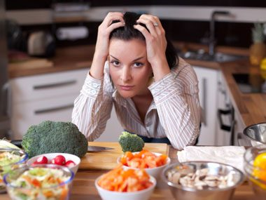 What happens if I have a major last-minute cooking disaster?