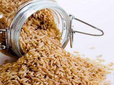 diet traps, brown rice